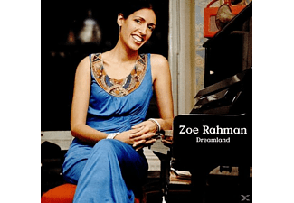 Zoe Rahman - Dreamland - (CD)