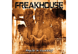 Freakhouse - Angels in Chemistry - (CD)