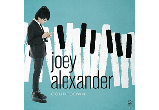 Joey Alexander - Countdown - (CD)
