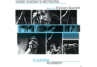 Damo Suzuki's  Network Feat Elysian Quartet - Floating Element - (Vinyl)