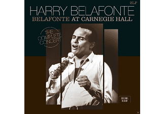 Harry Belafonte - BELAFONTE AT CARNEGIE HALL - (Vinyl)