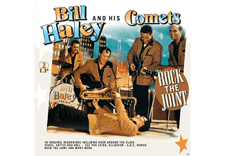 Bill & His Comets Haley - ROCK THE JOINT - (Vinyl)