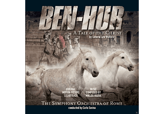 The Symphony Orchestra Of Rome - BEN-HUR A TALE OF THE.. (OST) - (Vinyl)