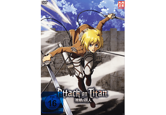 Attack on Titan Vol. 3 - (DVD)