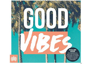 VARIOUS - Good Vibes [CD]
