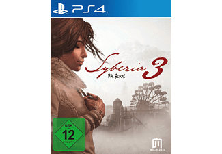 Syberia 3 - PlayStation 4