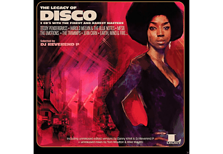 VARIOUS - The Legacy of Disco - (Vinyl)