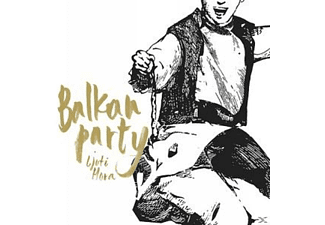 Ljoti Hora - Balkanparty - (CD)