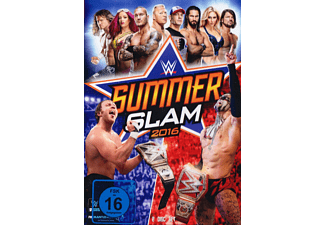 Summerslam 2016 - (DVD)
