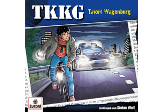 Tkkg - 196/Tatort Wagenburg - (CD)