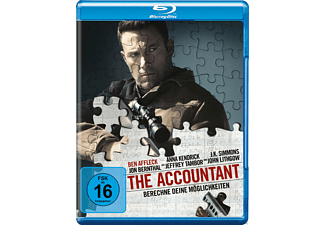 The Accountant - (Blu-ray)