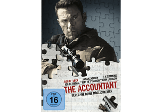 The Accountant - (DVD)