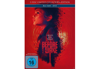 Before I Awake (Limited Collector's Edition) - (Blu-ray)