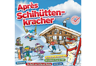 VARIOUS - Après Skihüttenkracher - (CD)