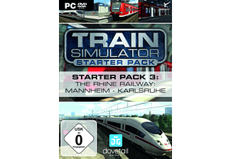 Train Simulator – Starter Pack 3 - PC