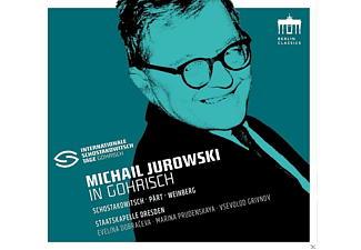Staatskapelle Dresden - Schostakowitsch Festival Vol.1 - (CD)