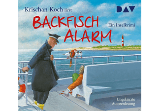 Backfischalarm.Ein Inselkrimi - 5 CD - Krimi/Thriller
