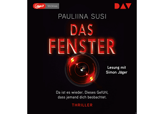 Das Fenster - 1 MP3-CD - Krimi/Thriller
