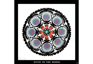 Stick In The Wheel - From Here - (CD)
