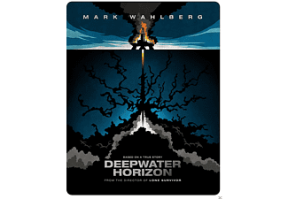 Deepwater Horizon (Steel-Edition) - (Blu-ray)