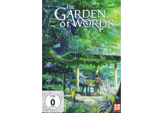 The Garden of Words - (DVD)