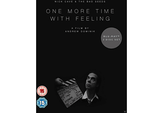 Nick Cave & The Bad Seeds - One More Time With Feeling (2x Blu-Ray) - (Blu-ray)