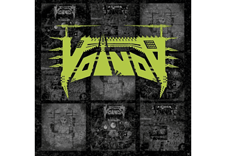 Voivod - Build Your Weapons-Very Best Of The Noise Years - (CD)