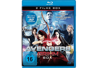 Avengers Grimm Box-Edition (2 Filme) - (Blu-ray)
