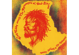 The Agrovators, Tommy Mccook - King Tubby Meets The Aggrovators At Dub Station - (CD)