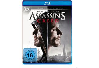 Assassin's Creed - (3D Blu-ray (+2D))