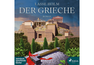 Der Grieche - 2 MP3-CD - Krimi/Thriller