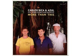Carlos Bica, Azul - More than this - (CD)