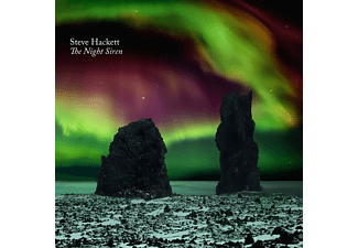 Steve Hackett - The Night Siren - (CD + Blu-ray Disc)