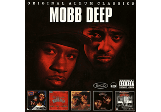 Mobb Deep - Original Album Classics - (CD)