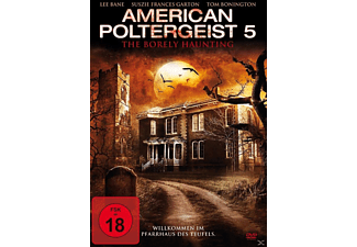 American Poltergeist 5 - The Borely Haunting - (DVD)