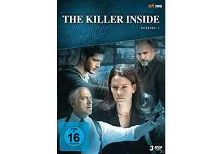 The Killer Inside 2. Staffel - (DVD)