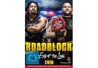 Roadblock 2016-End Of The Line - (DVD)