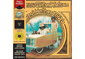 "Johnny ""Guitar"" Watson - A Real Mother For Ya - (Vinyl)"
