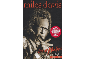 Miles Davis - Live At Montreux 1973-1991 - Highlights - (DVD)