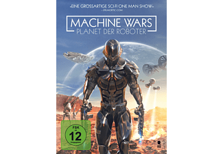 Machine Wars - Planet der Roboter - (DVD)