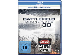 Battlefield - Drone Wars - (3D Blu-ray)