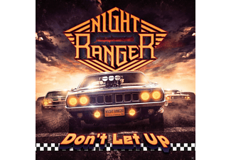 Night Ranger - Don't Let Up - (CD)