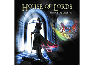 House Of Lords - Saint Of The Lost Souls - (CD)