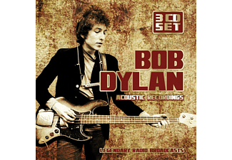 Bob Dylan - Acoustic Recordings/FM Broadasts - (CD)
