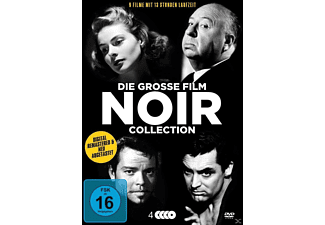 Die Große Film Noir Collection - (DVD)
