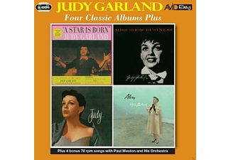 Judy Garland - Three Classic Albums - (CD)