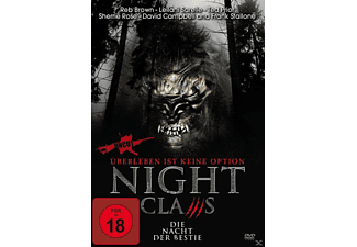 Night Claws-Die Nacht der Bestie (UNCUT) - (DVD)