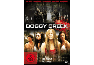 Boggy Creek-Das Bigfoot Massaker - (DVD)