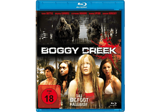 Boggy Creek-Das Bigfoot Massaker - (Blu-ray)