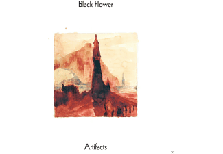 Black Flower - Artifacts (180g LP+MP3) - (LP + Download)